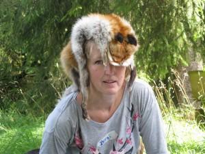 Bernhardine der Fuchs