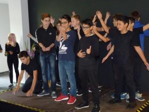 WP Kurs Darstellen und Gestalten Gesamtschule Bad Lippspringe-Schlangen